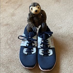 Adidas sneakers - only worn twice!